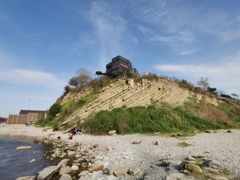 Дикий пляж Высокий берег Анапа