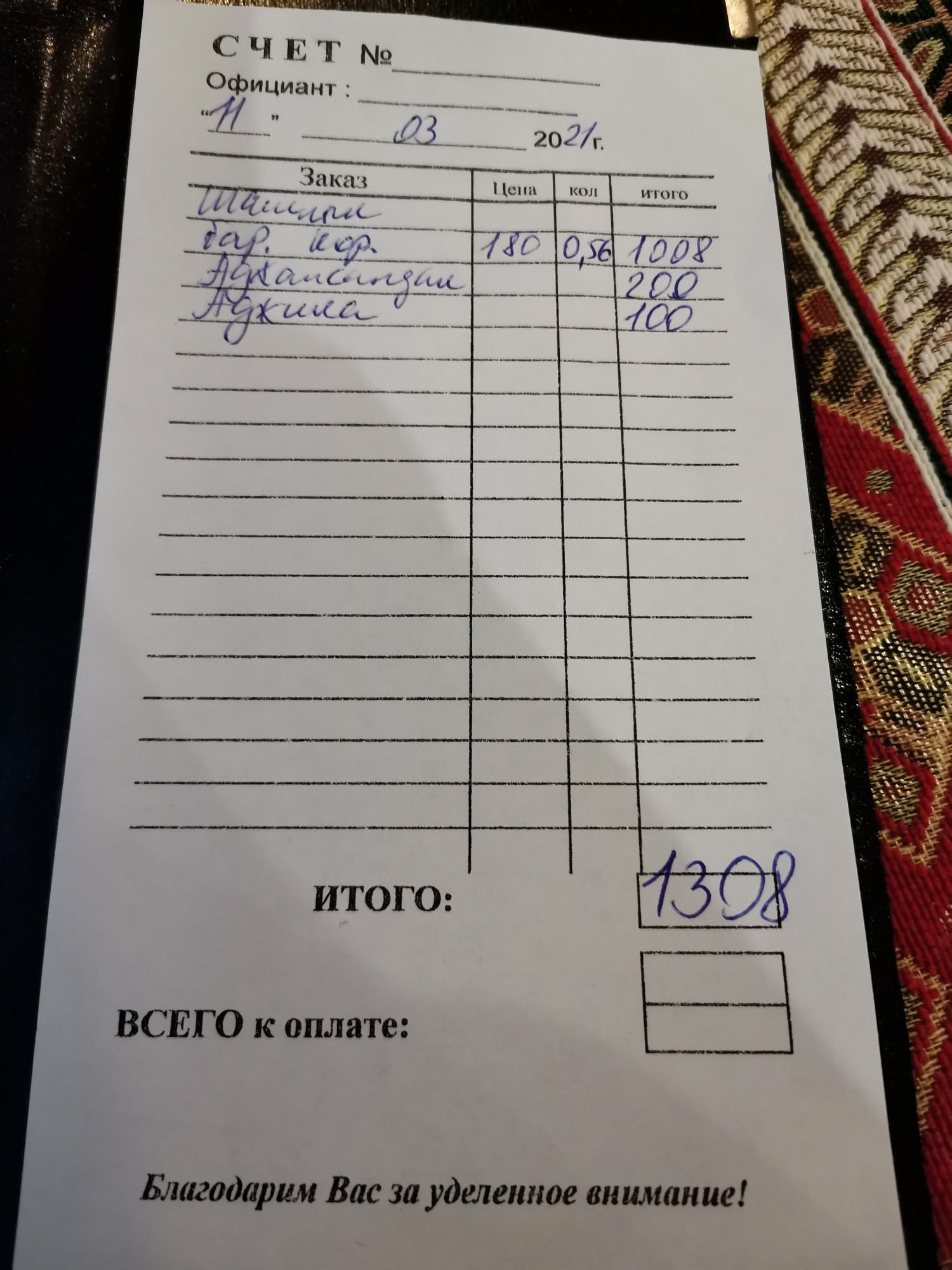 Кафе Ивушка Кисловодск