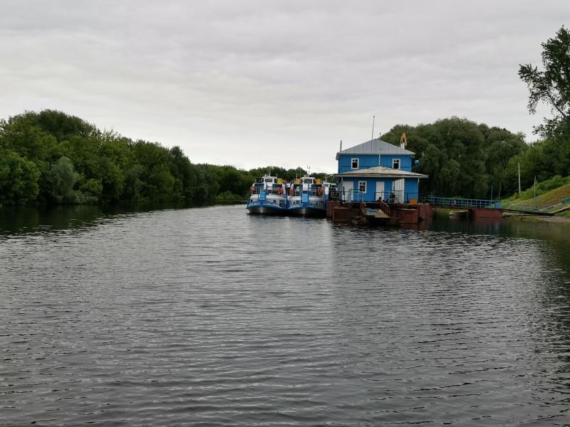 Старое русло реки Трубеж