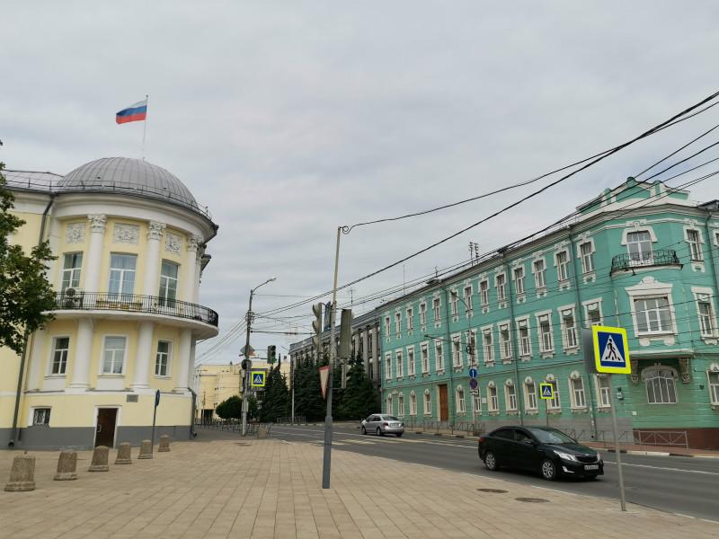 Улица Ленина Рязань