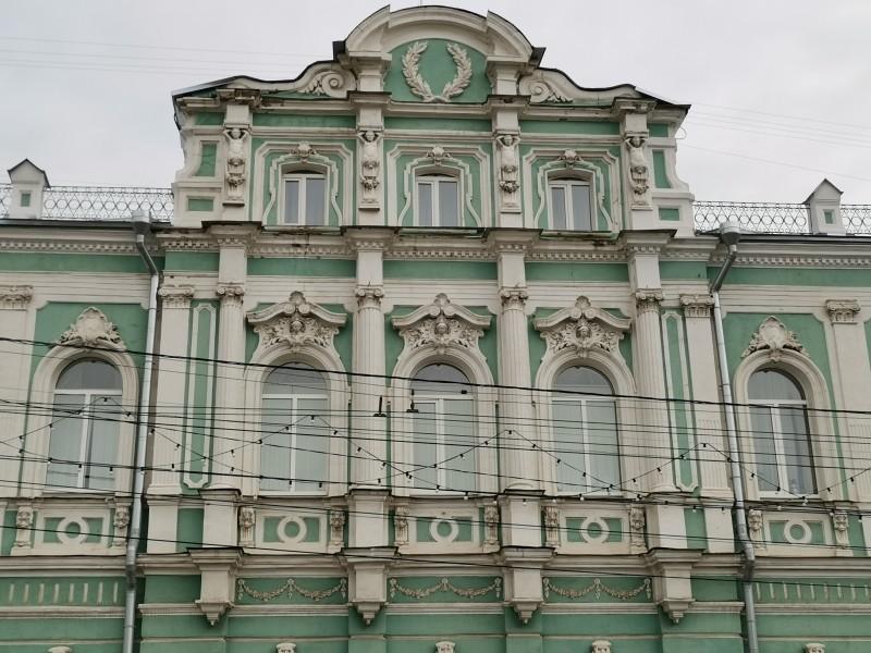 Государственный Банк (жилой дом Н. Н. Игнатьева) Рязань