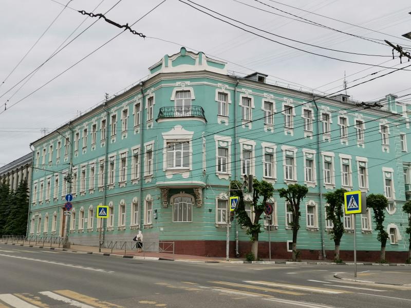 бывшая гостиница Штейертов