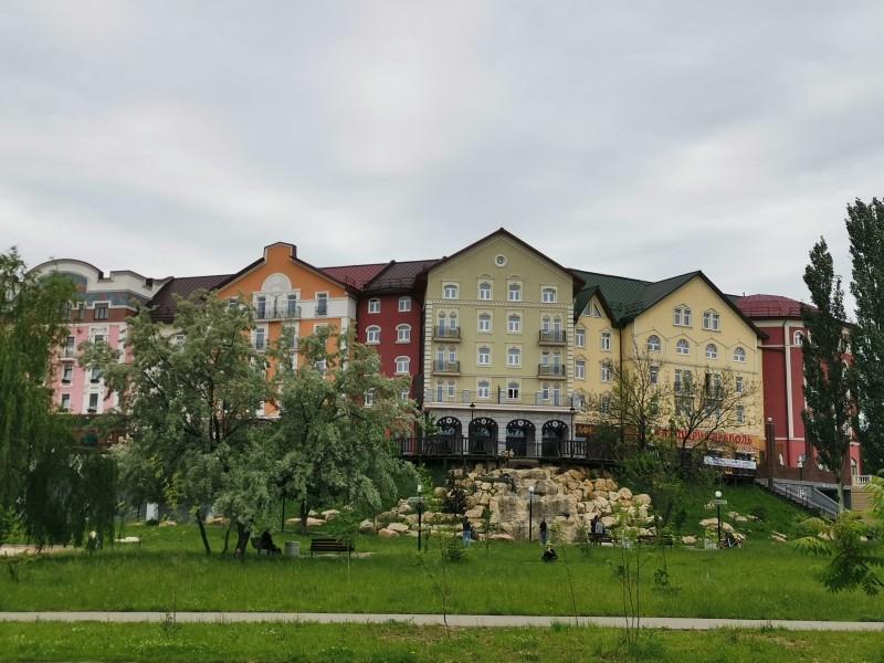 Гостиничный комплекс Старый город