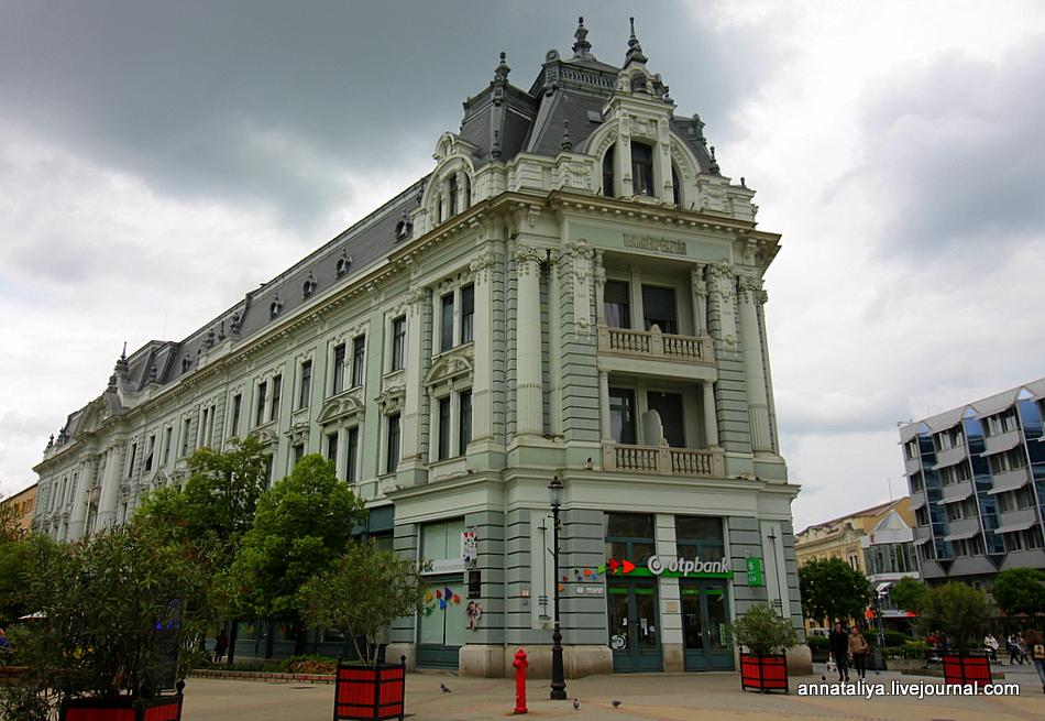 В этом венгерском городе колбаса продается даже в аптеке!