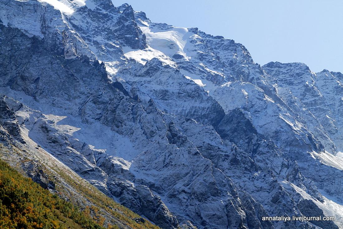 Осетия. Любовь, сыр и горы!.. Кавказ