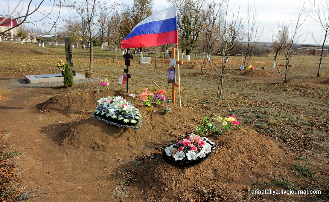Кошмарные следы гражданской войны на Украине