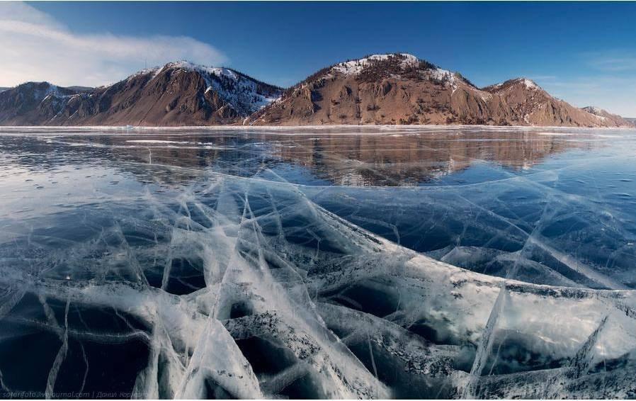 Наверное, скоро увижу Байкальский лёд. Ваши советы?