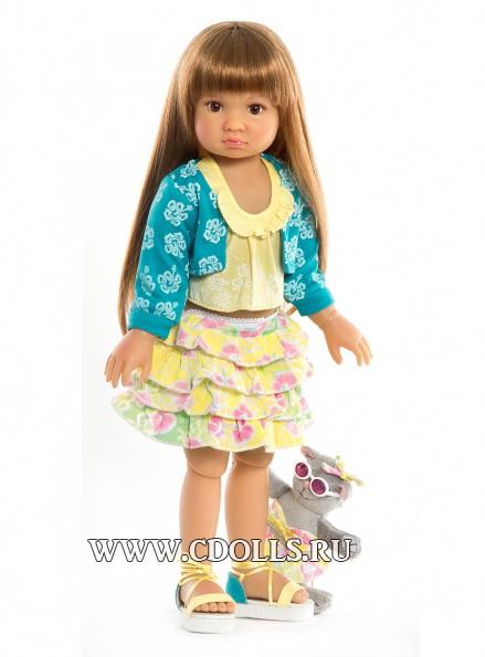 Кукла Анника / Коллекционная кукла Сони Хартманн