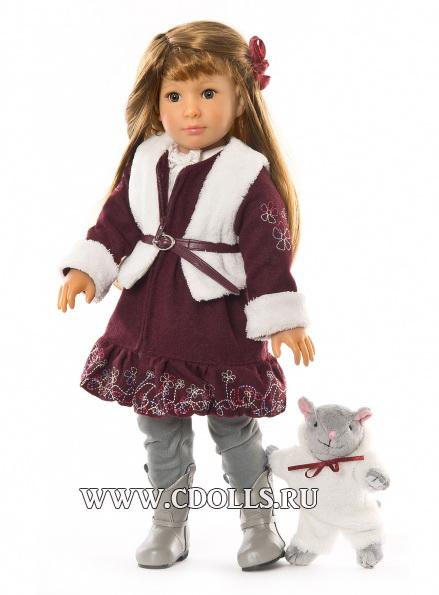 Кукла Карлотта / Коллекционная кукла Сони Хартманн