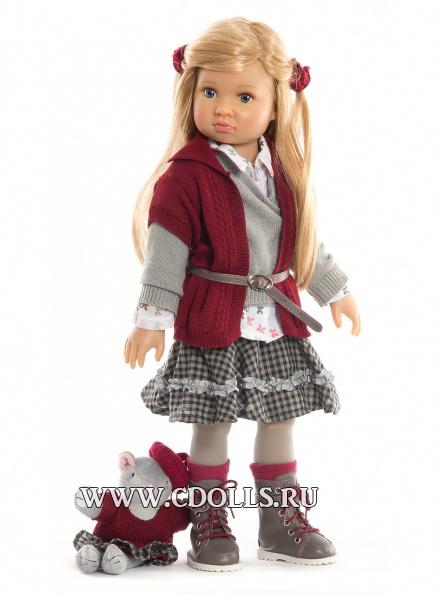 Кукла Элис / Коллекционная кукла Сони Хартманн