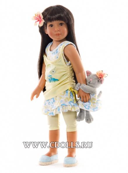 Кукла Кики / Коллекционная кукла Сони Хартманн