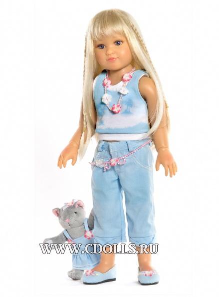 Кукла Стин / Коллекционная кукла Сони Хартманн