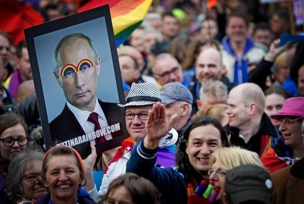 Российские Политики Геи