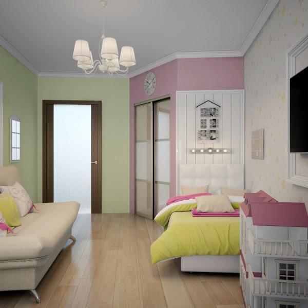 комната дочери 2