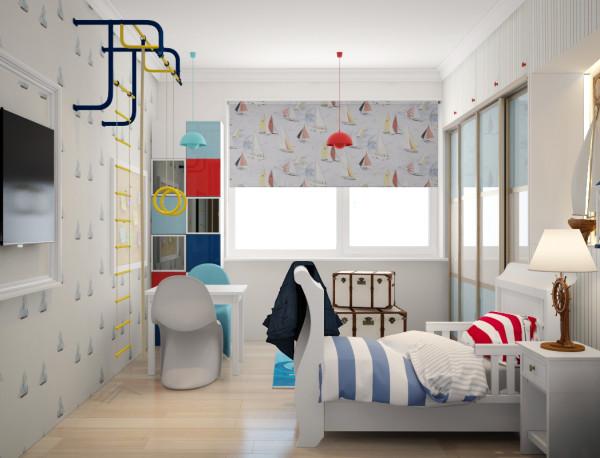 комната сыновей 4