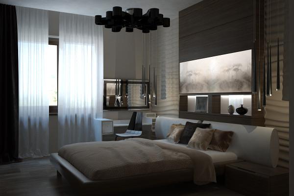 спальня 3 - 1