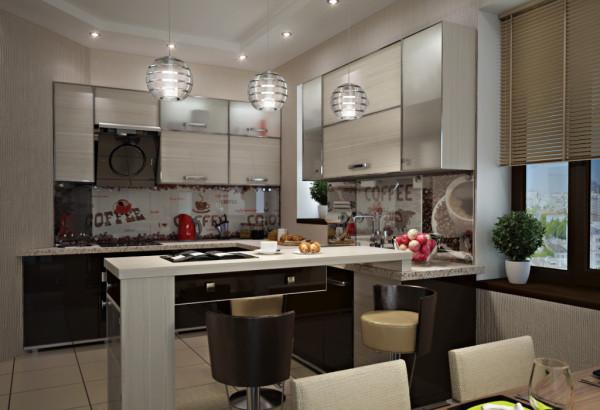 кухня 1 вид