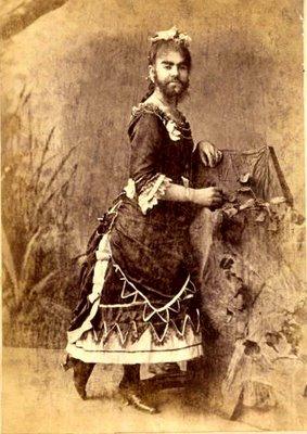 Annie Jones-Bearded Lady7