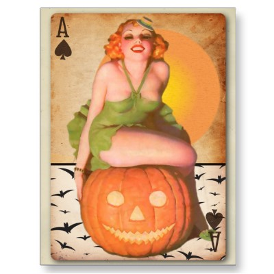 the_kitsch_bitsch_halloween_pin_up_card_postcard-p239980818645288228baanr_400