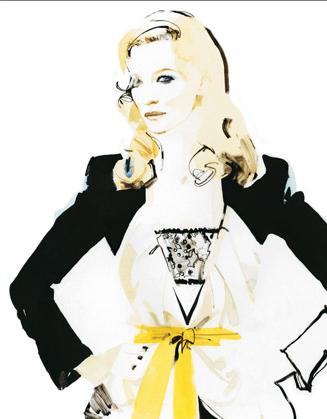Cate-Blanchett-David-Downton