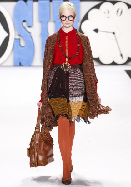Anna Sui fall2012