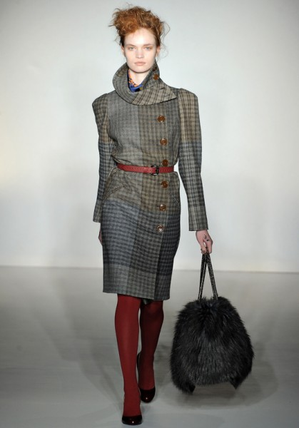 Vivienne Westwood Red Label fall2012-2