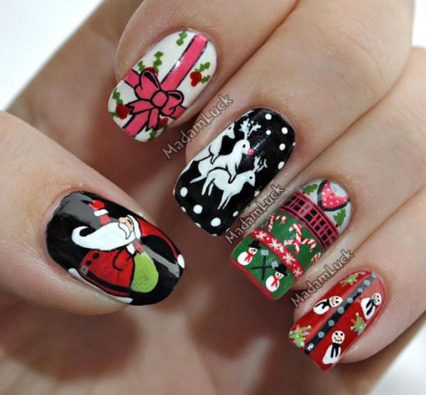 5-Christmas-Nail-Art-680x631
