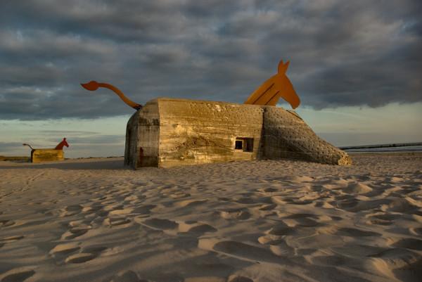 Bunker beach