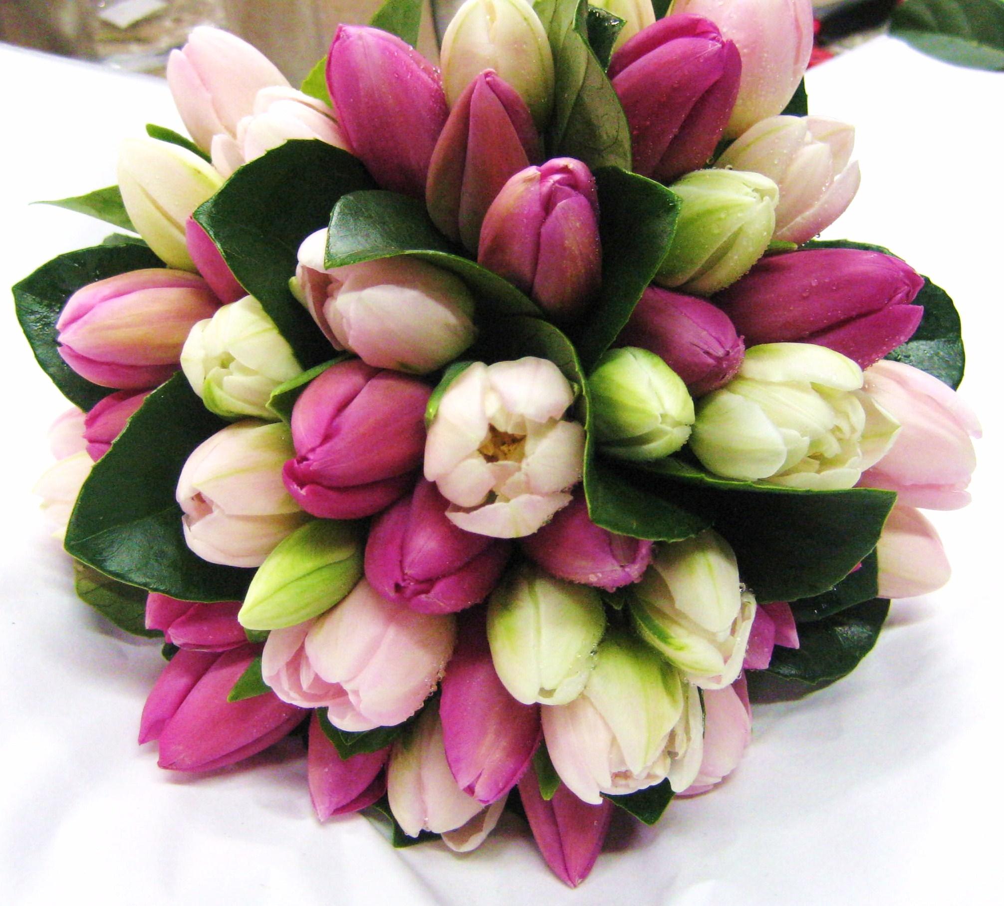 Guide De Choix Des Fleurs De Mariage Parfait