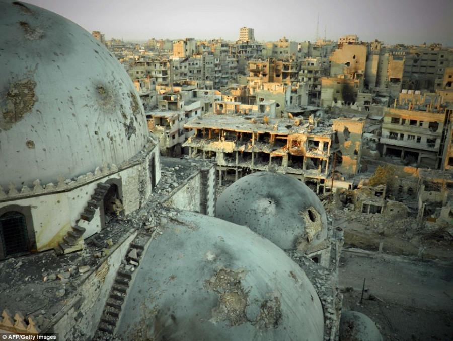 сирия хомс