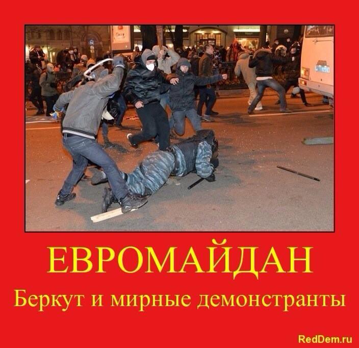 майдаун-Евромайдан-