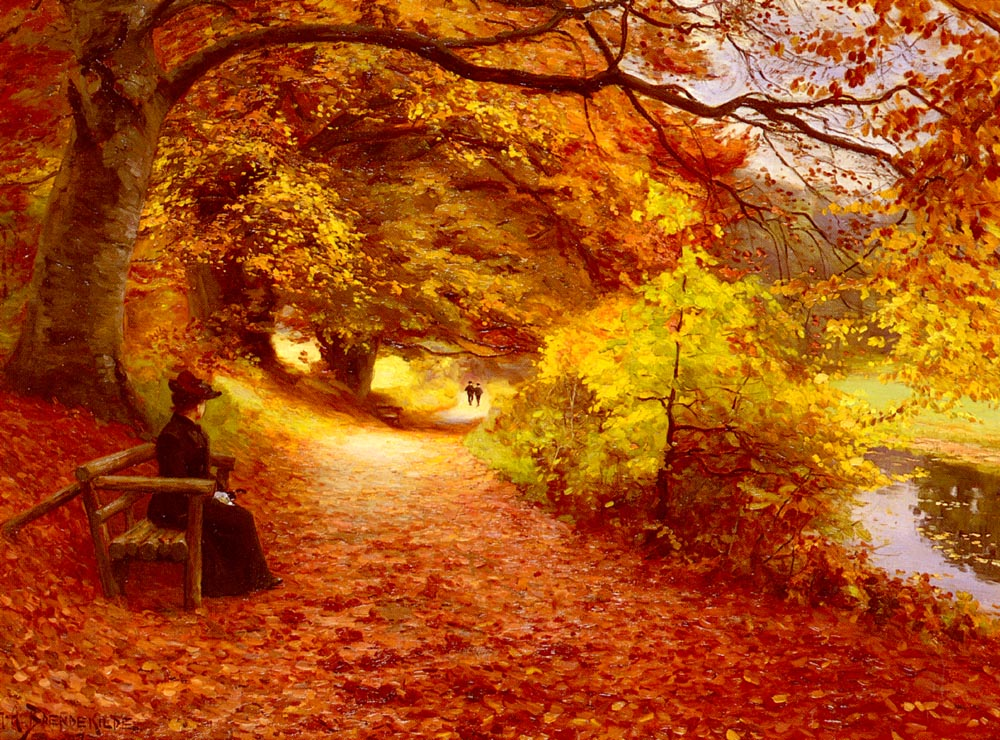 a-wooded-path-in-autumn1