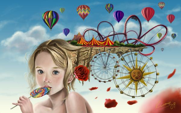 детские мечты картинки