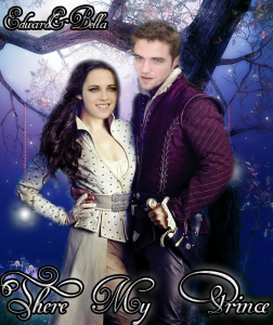 There My Prince Edward And Bella