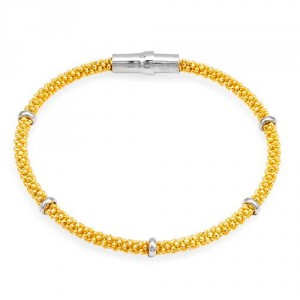 Made-in-Italy-Brand-New-Bracelet-Beautifully-Designed-in-Gold-plated-Silver__81