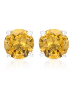 Brand-New-Stud-Earrings-With-1-64ctw-Genuine-Citrines-in-925-Sterling-silver__19