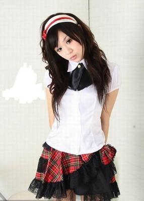 lovely uniform