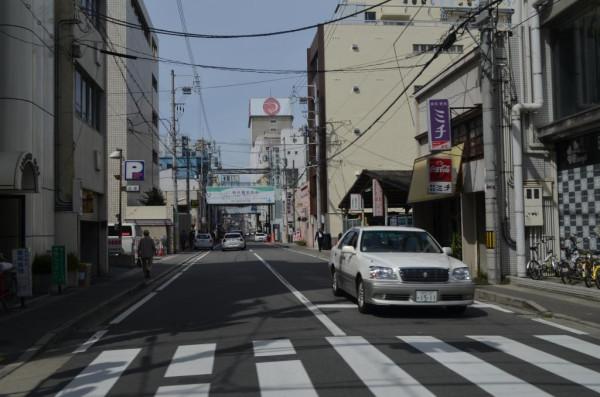 Himedji street
