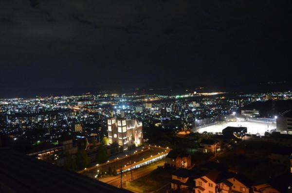 Hiroshima by night