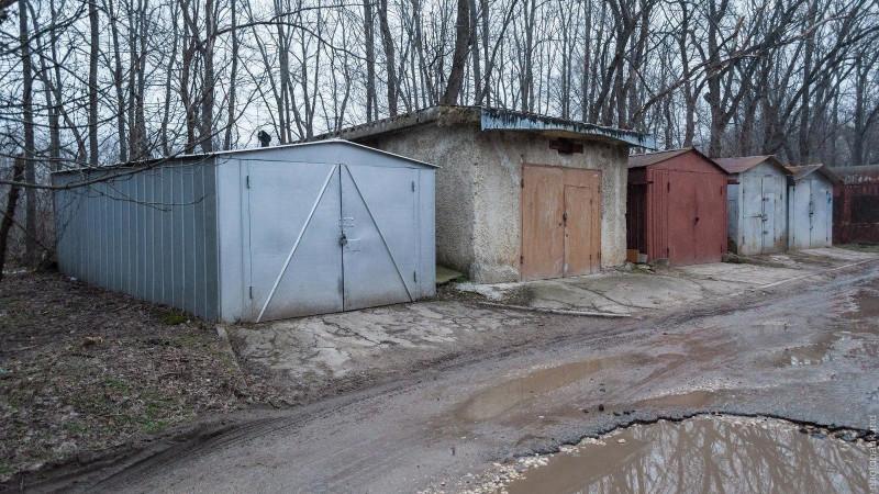 Северная столица начала прием заявлений граждан по «гаражной амнистии» 2