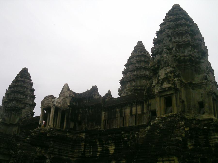 Древнейший памятник человечества Ангкор Ват