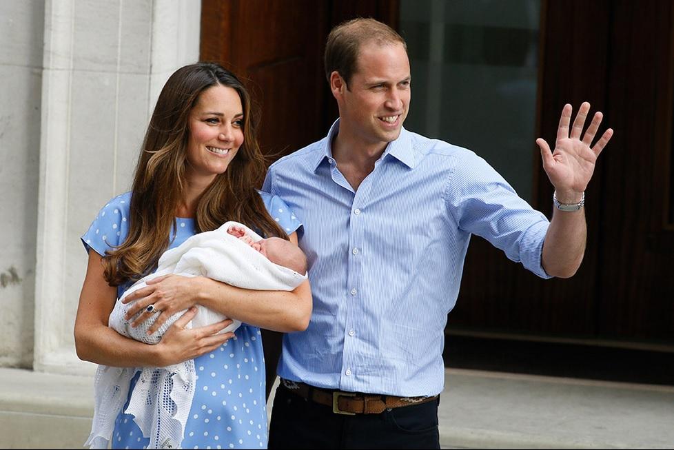 Шаль для новорожденного принца 005