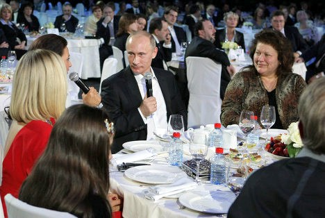 М.Б. и Путин В.В.