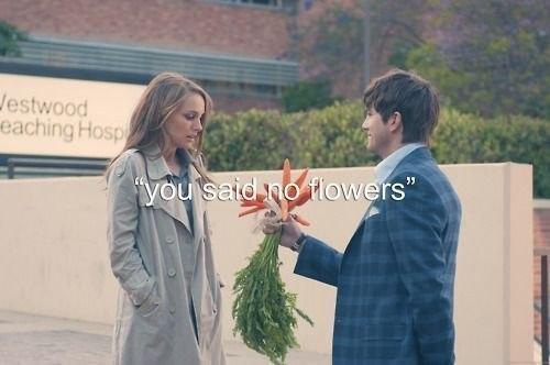 не надо цветов