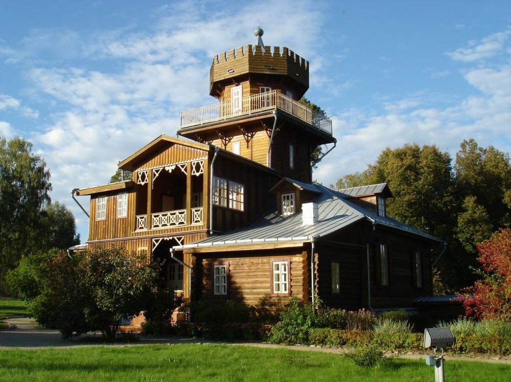 Музей-усадьба И.Е.Репина Здравнёво