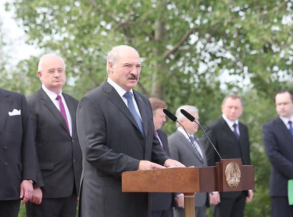Мемориал Памяти в Тростенце