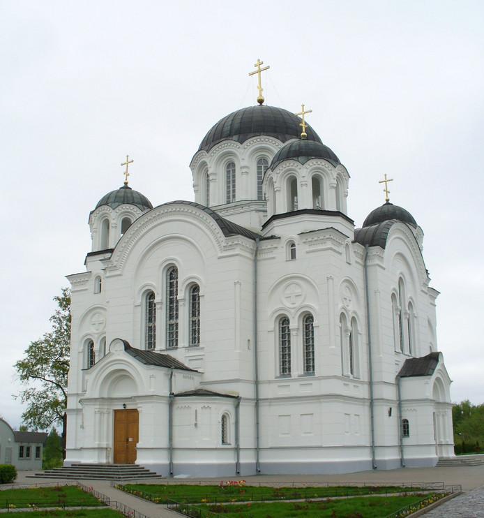 Спасо – Евфросиниевский монастырь