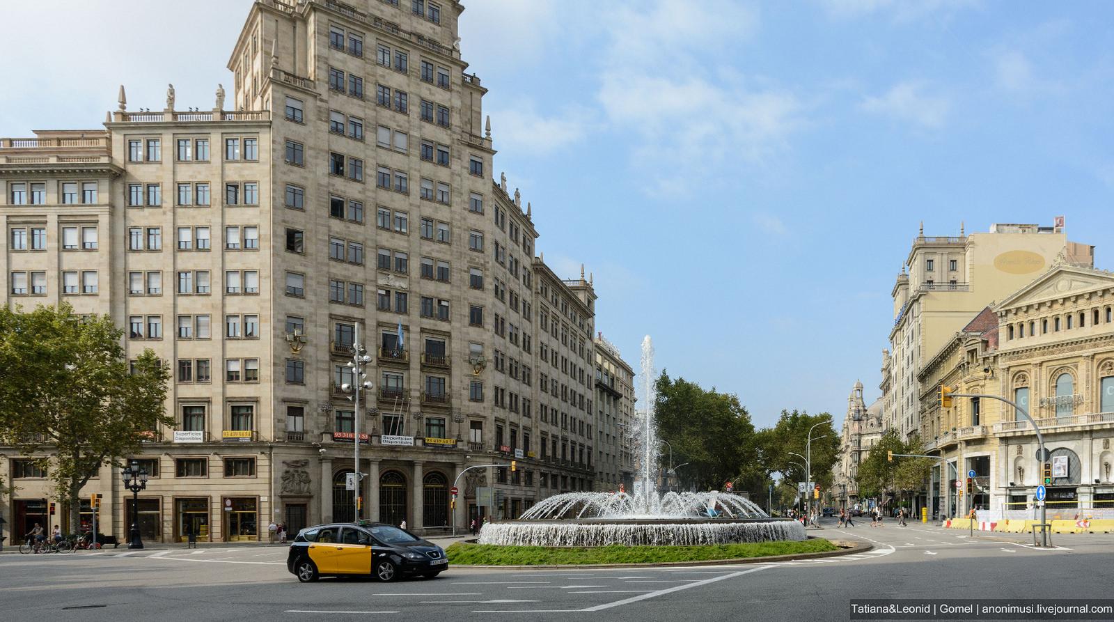Барселона. Испания