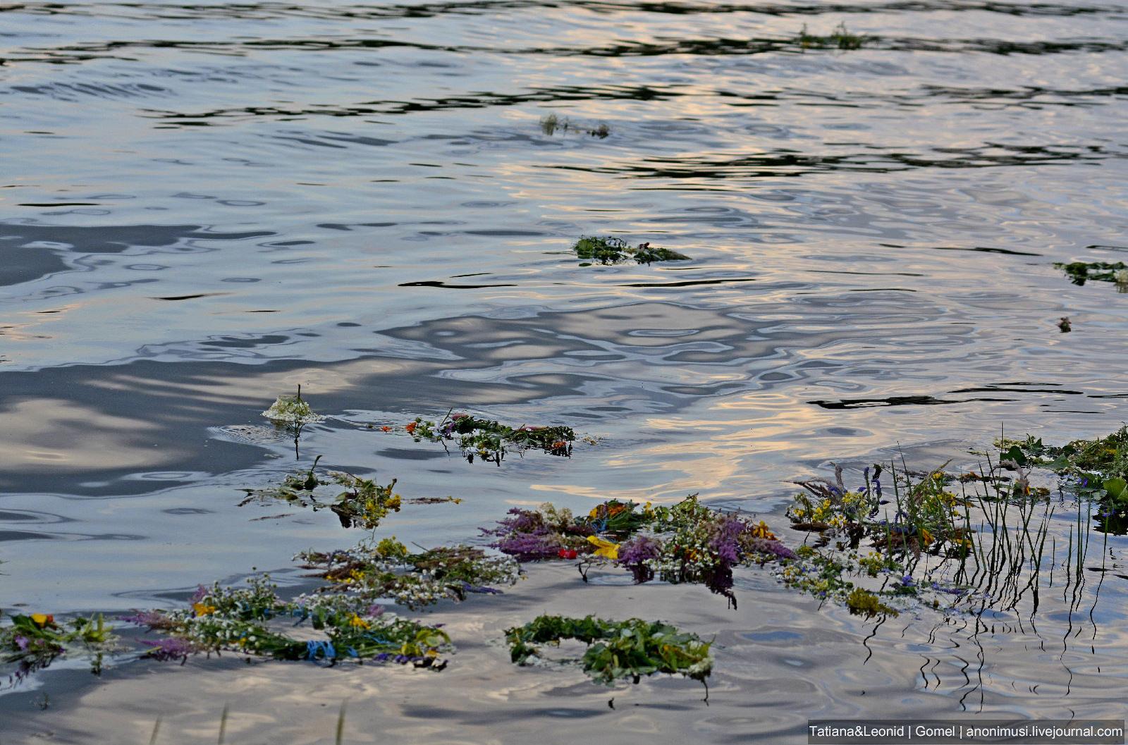 Купалье-2018 на Любенском озере. Гомель
