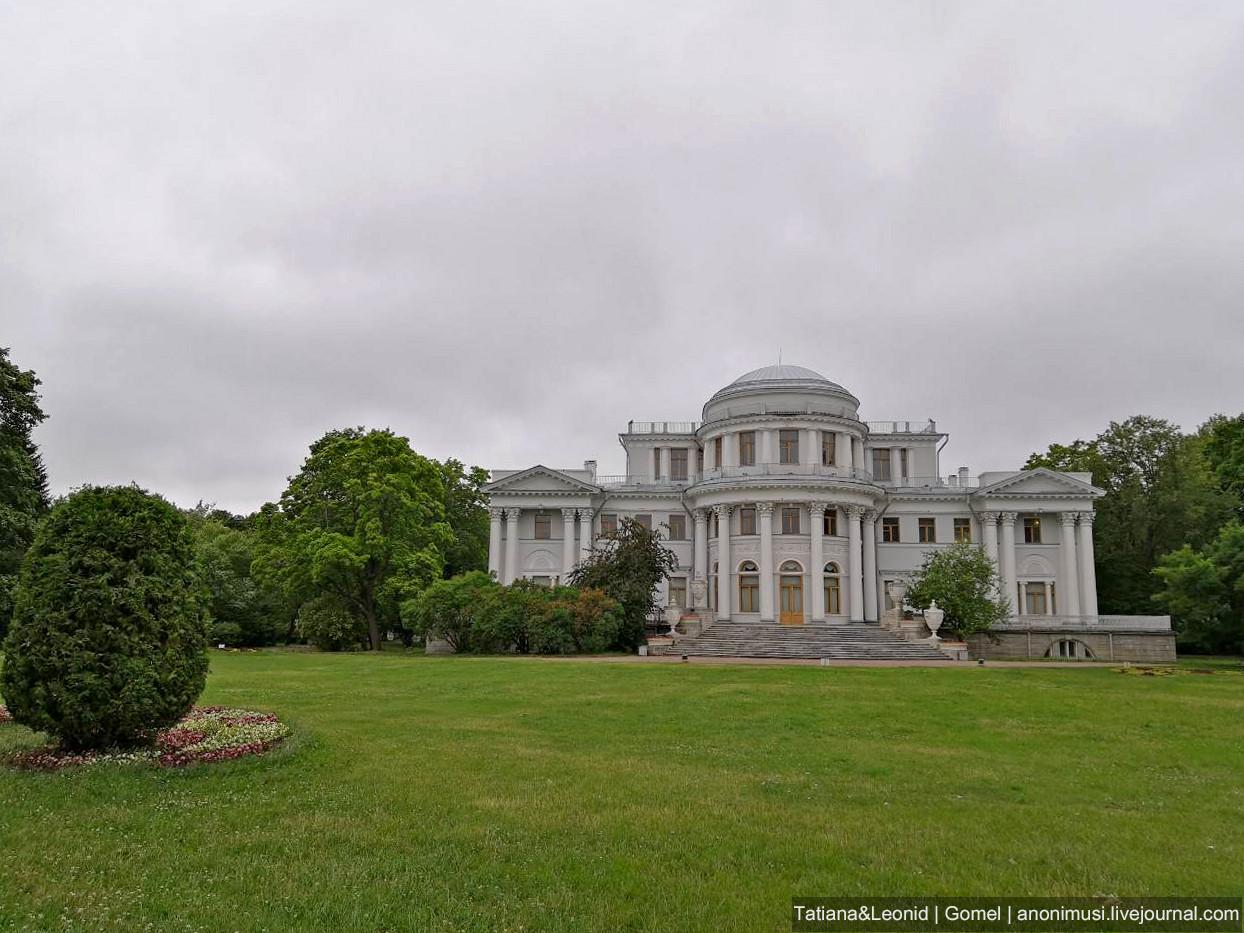 Санкт-Петербург зеленый